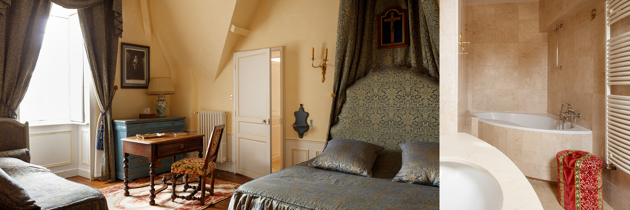 How do the bedrooms of famous people 66